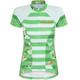 PEARL iZUMi Select Escape maglietta a maniche corte Donna verde